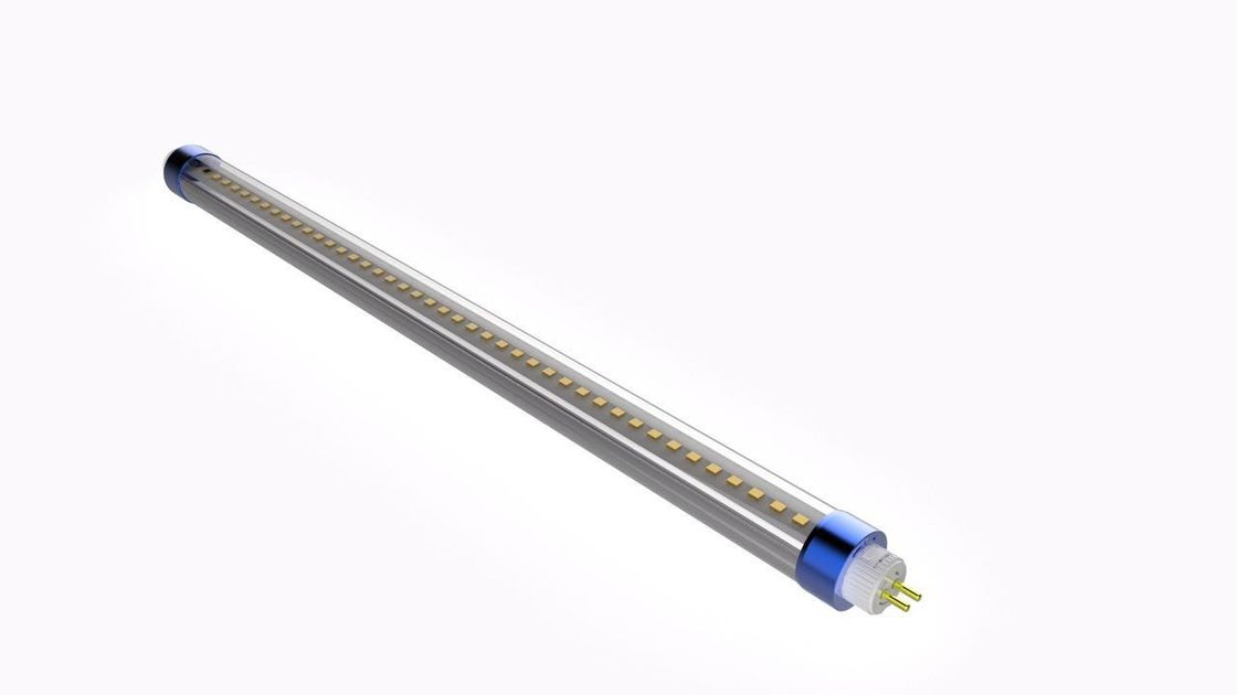 160Lm/W Electronic Ballast LED Tube G13 Plug 48 Inch T8 LED Tube 5 Years Warranty